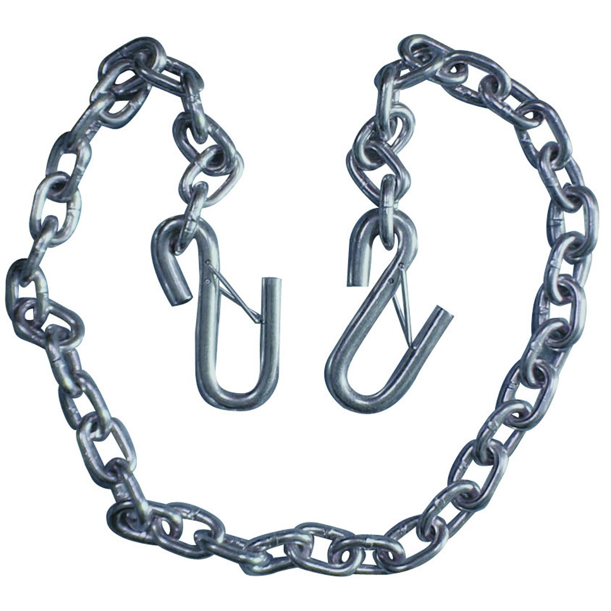 Safety Trailer Chain On Samco Sales Inc