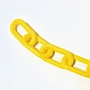 YELLOW PVC CHAIN