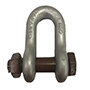 bolt type chain shackle